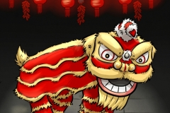 The Lion Dance Cover