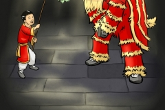 The Lion Dance Page 7