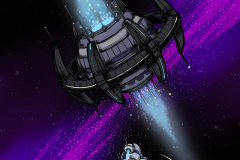 Space Comic Page 1