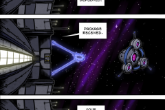 Space Comic Page 2